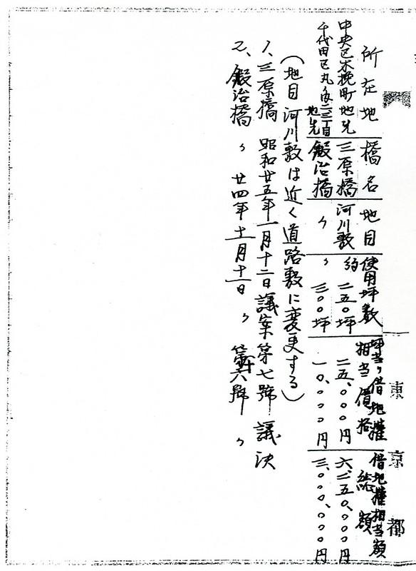 三原橋地下街経緯公文書023