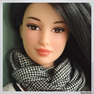 Ooak Princess of China Barbie