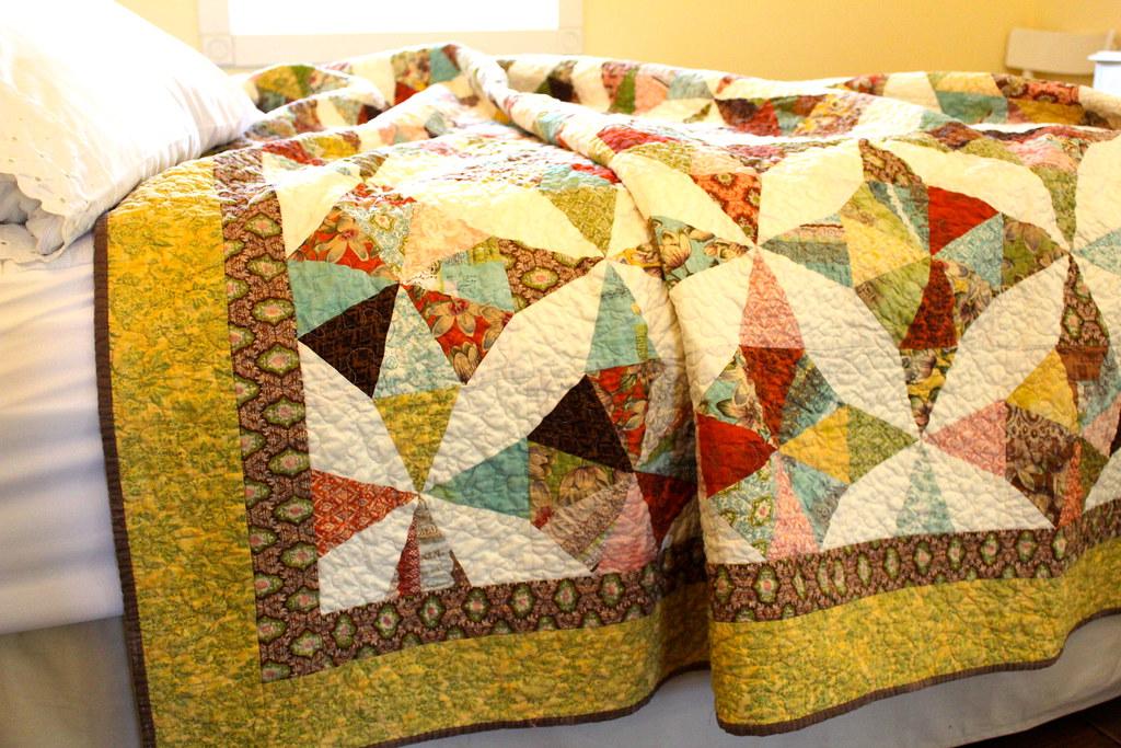 Curio Kaleidoscope Quilt