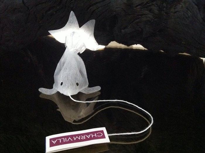 Trà túi lọc cá vàng Charm Villa