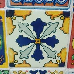A tile a day. #mexicantiles