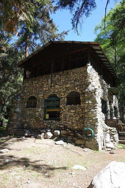 Adams Falls, Chantry Flats, Sturtevant Falls, Big Santa Anita Canyon
