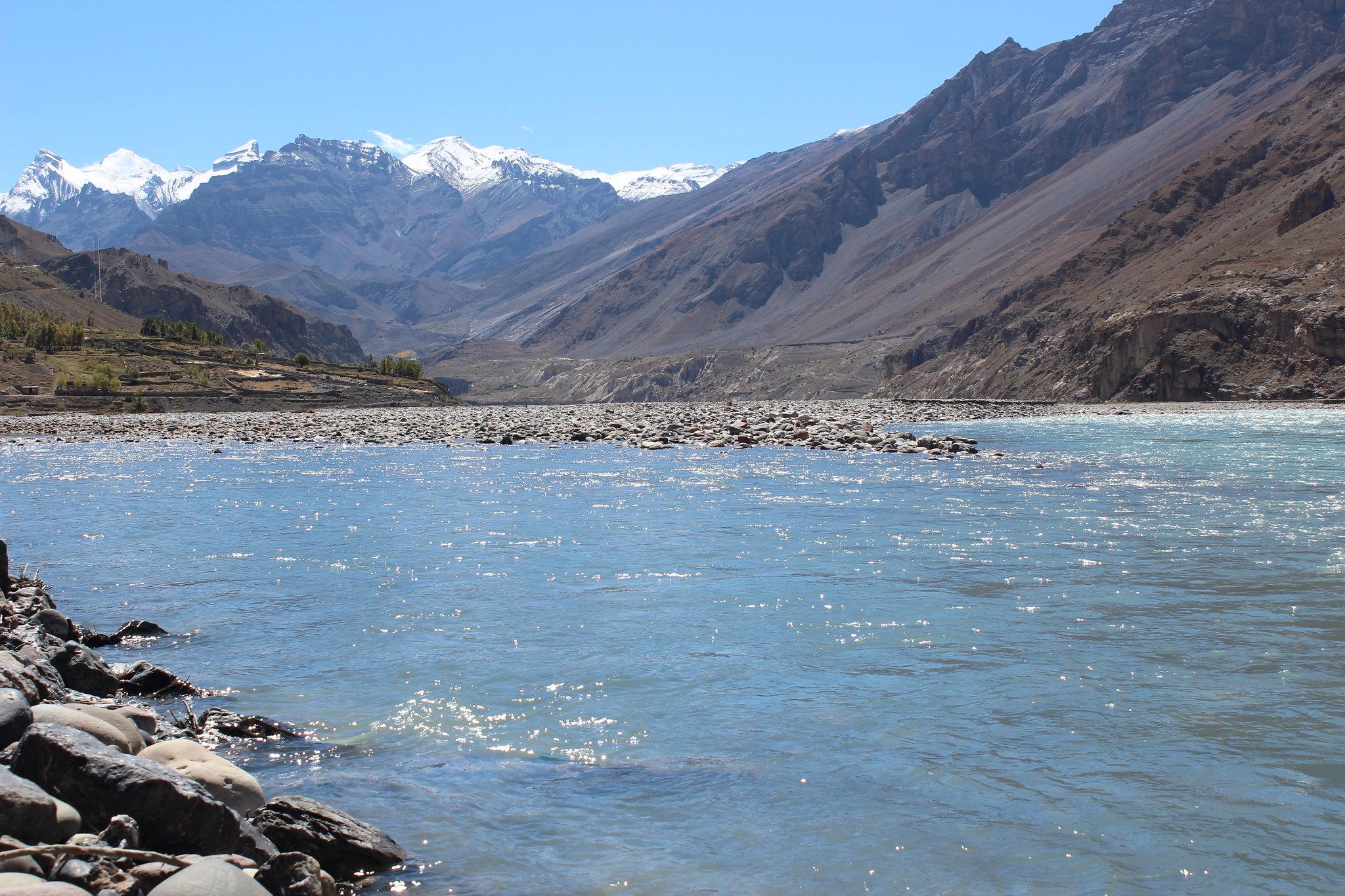 Spiti River