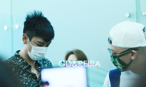 Big Bang - Incheon Airport - 19jun2015 - GDREIRA - 23