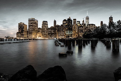 A Night in New York City from Toni Hoffmann