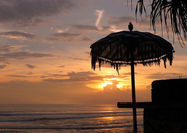 Bali Sunset - Explored, Panasonic DMC-G1, LUMIX G VARIO 14-45mm F3.5-5.6