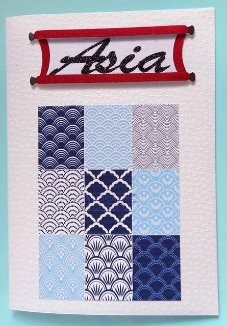 APC97 - All-purpose handmade card