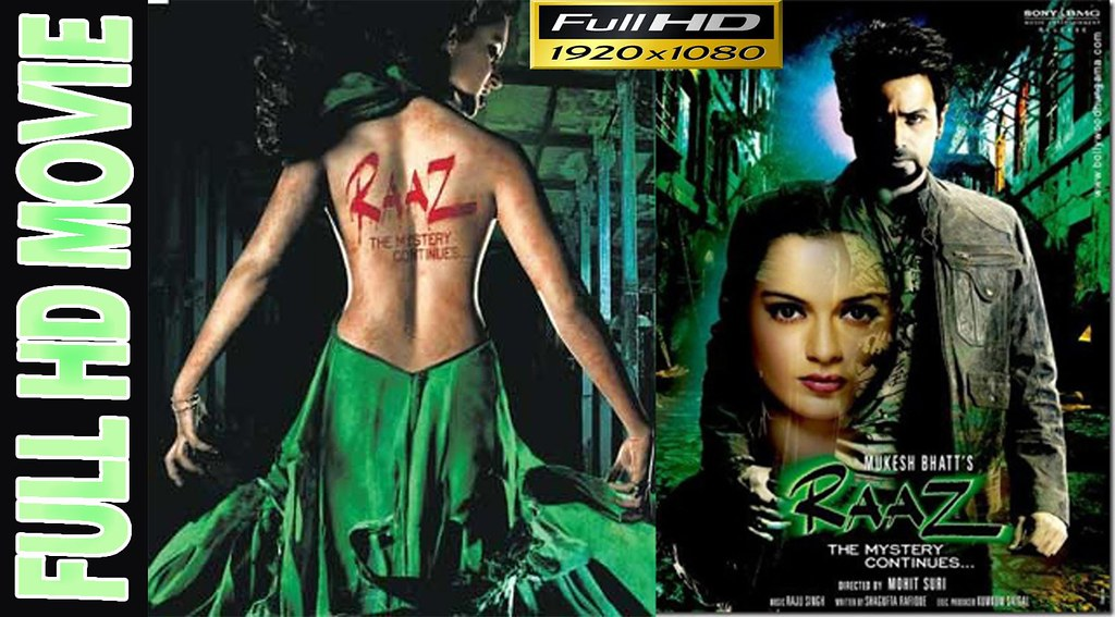 raaz the mystery movie song download