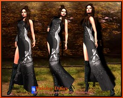 Paisley Daisy - Angel of Dispair Gown