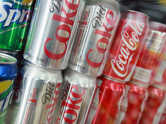WHO Calls for Tax on Sugary Drinks