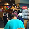There is a cost to everything including a discount on bbq #longline #notmoving #oldcarolinabbq