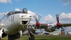 Avro Shackleton WR963 Coventry 15-10-2016