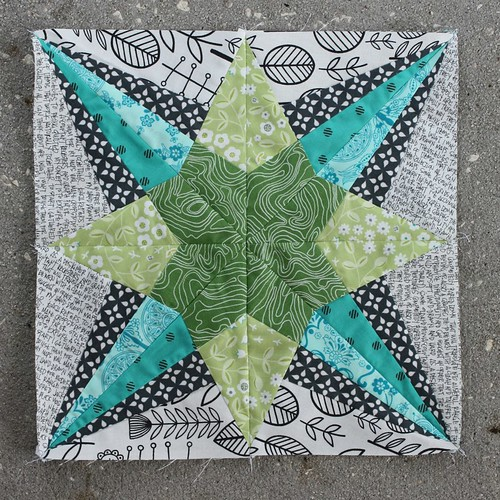 May Lucky Stars Block of the Month: The Spotlight Star