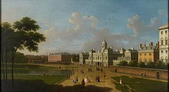 Horse Guards Parade, 1755