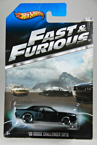 Hot Wheels: Fast & Furious 7/8