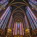 Sainte Chapelle by A.G. Photographe