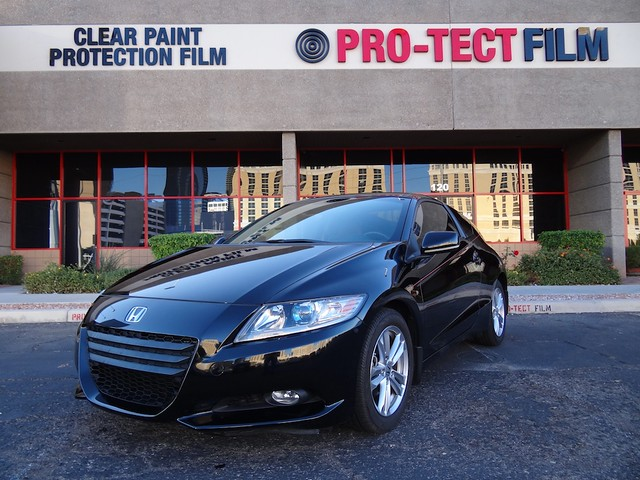 Standard Paint Protection Film Installation