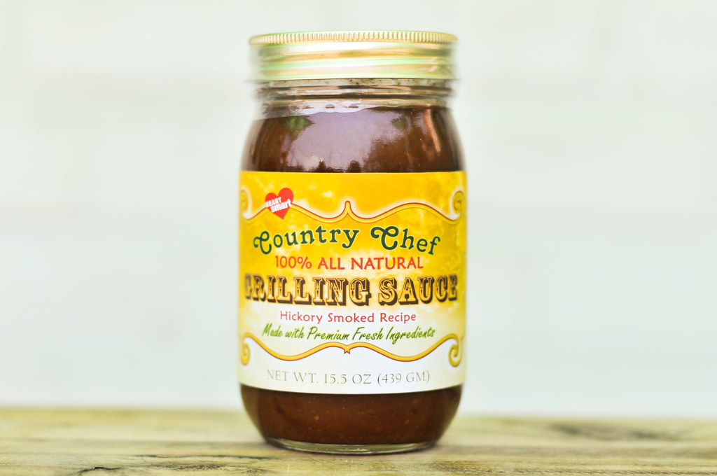 Country Chef Grilling Sauce Hickory Smoked Recipe