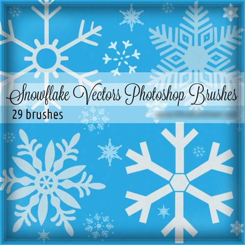 snowflake-photoshop-brushes
