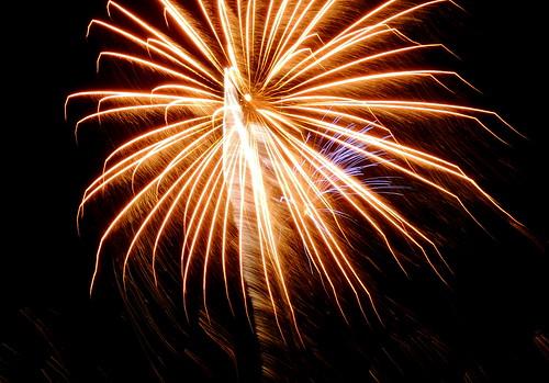 Cinco de Mayo Firework Celebration