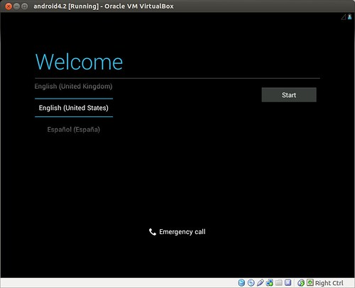 How to install and run Android x86 on VirtualBox - Xmodulo