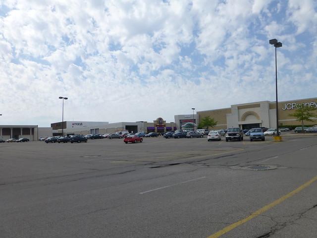 Richland Mall Food Court Columbia Sc