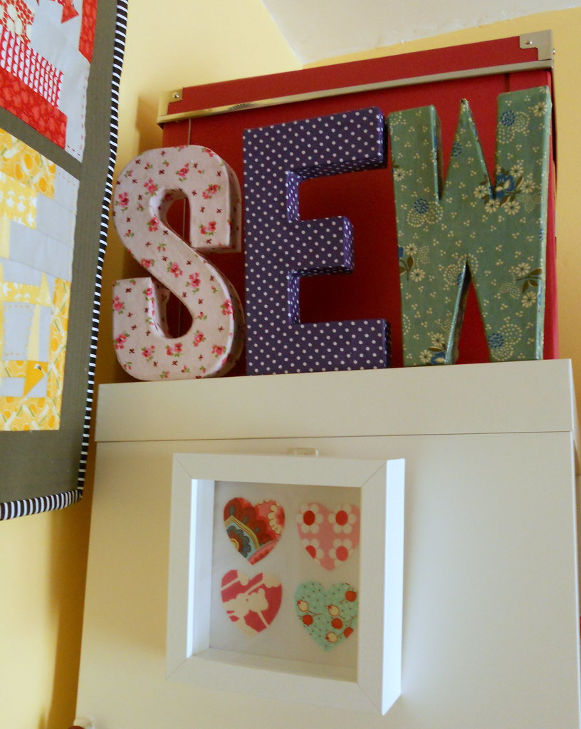 SEW letters
