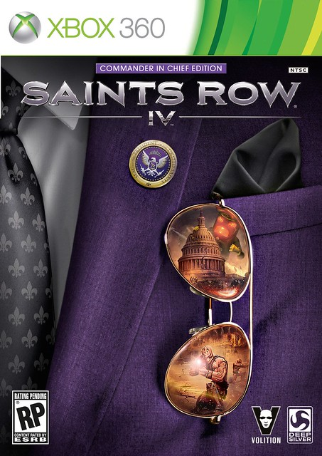 Saints Row IV 'Commander in Chief' Edition