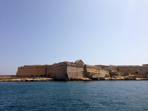Crociera nel porto di Valletta