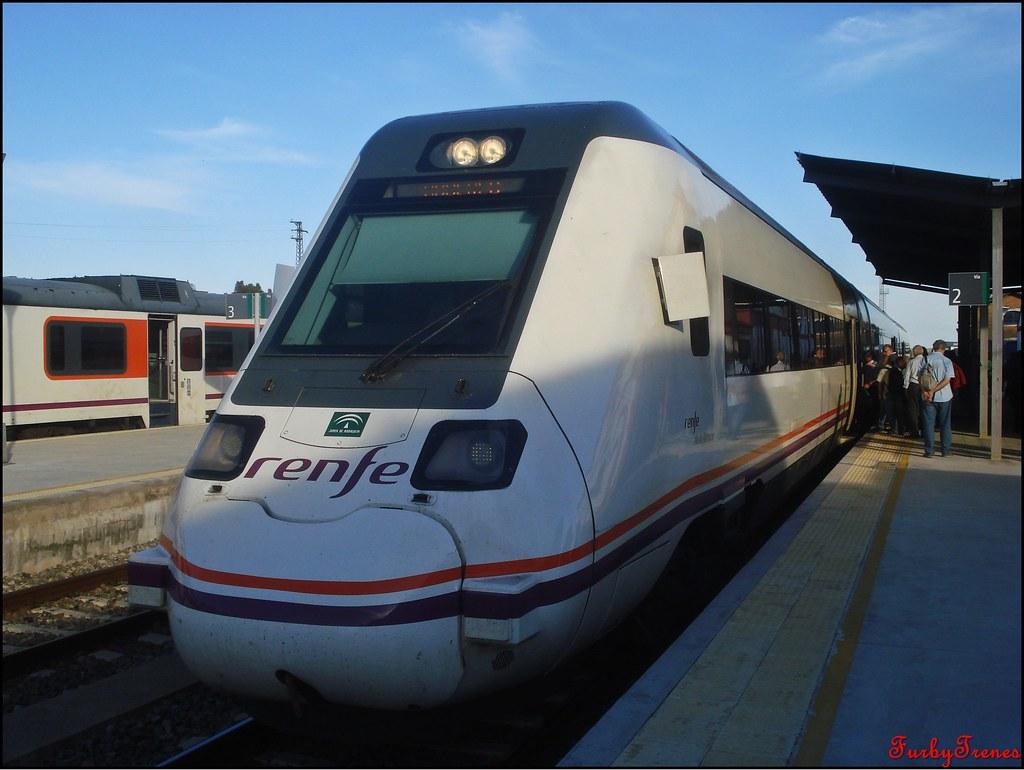 Línea Zafra-Jerez de los Caballeros 8843732365_8c29cf193f_b