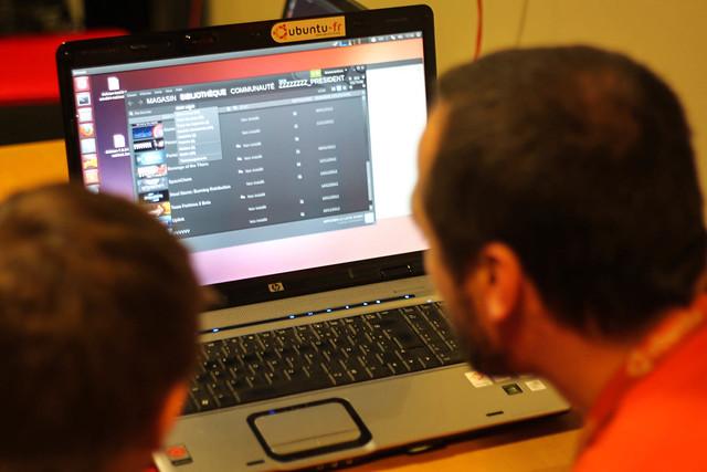 Ubuntu Party 13.04 Steam Linux Jeunesse