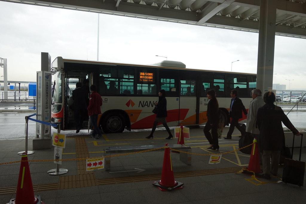 航廈交駁巴士