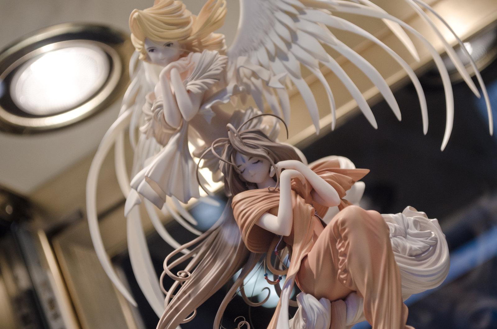 Ah my Goddess Figure
