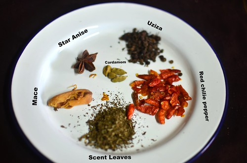 Herbs & spices for pickle