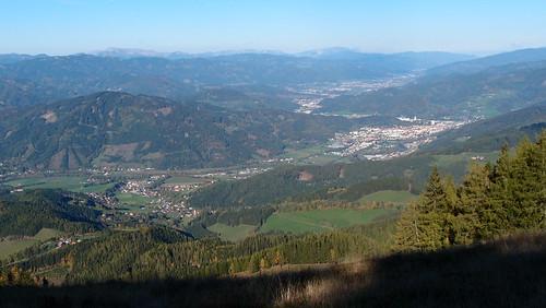 austria österreich day clear steiermark styria bruckandermur kapfenberg mugel niklasdorf