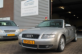 Audi A4 - 1.8T Cabriolet