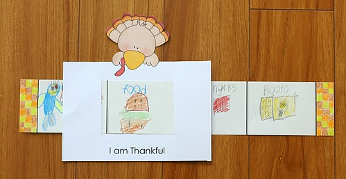 Things I Am Thankful for Story Window (Photo from Buggy and Buddy)