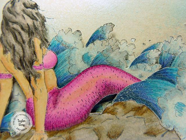 Swim the Sea closeup