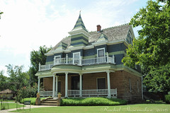 Fred Drummond Home in Hominy Oklahoma