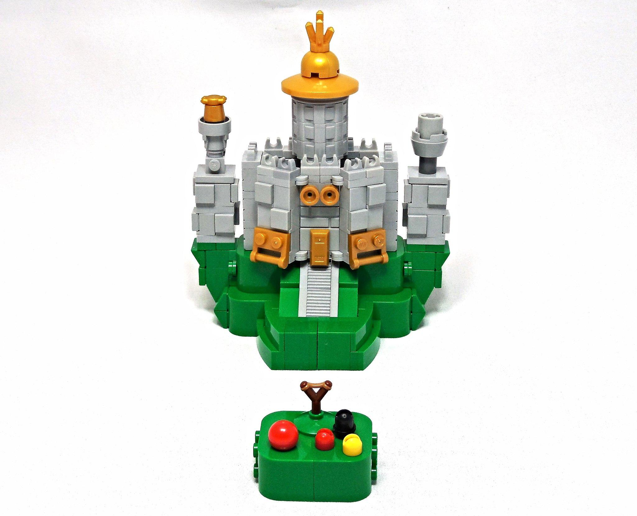 LEGO® MOC by Vitreolum: Angry Birds