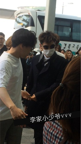 Big Bang - Incheon Airport - 29may2015 - TOP - 李家小少爷VVV - 01