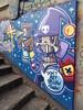 SPZero76 graffiti, Bristol