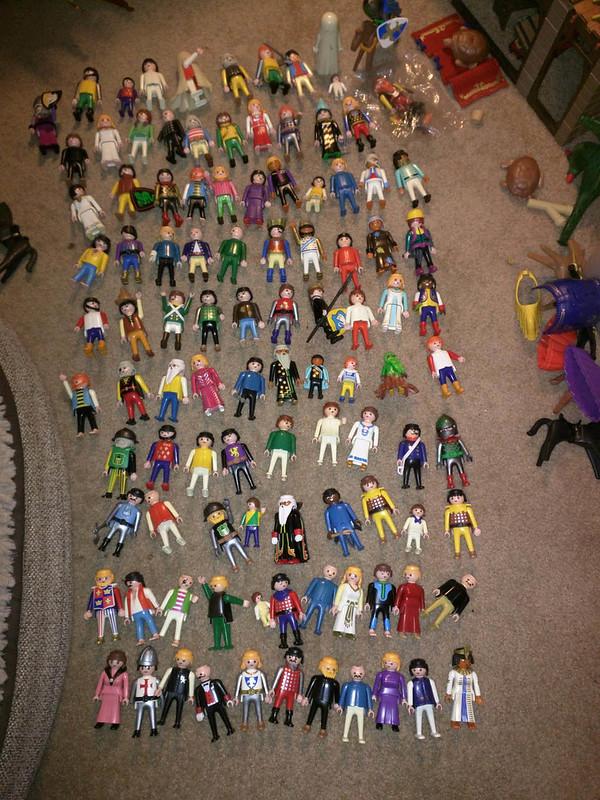 playmobile figures