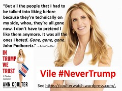 Vile #NeverTrump