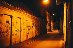 Dark   Kaunas Old Town #267/365