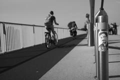 Asylum on a bridge