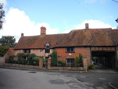 Manor Farm, Weedon