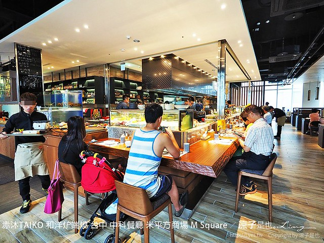 赤沐TAIKO 和洋炉端燒 台中 中科餐廳 米平方商場 M Square 23