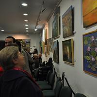 Exposición de Pinceladas en La Buhaira