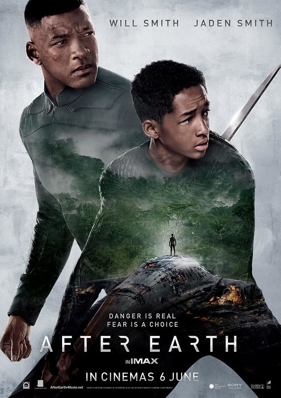 AFTER EARTH - English (IMAX)
